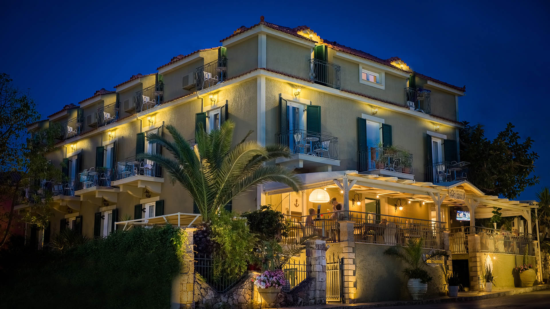 Captains House Hotel Skala Kefalonia Island